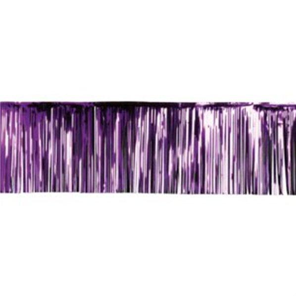 rideau lamelle violet 500cm. Black Bedroom Furniture Sets. Home Design Ideas
