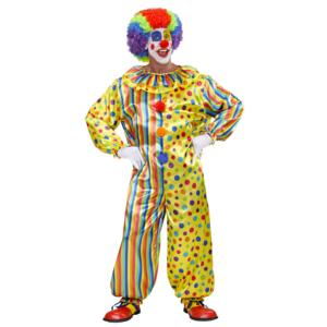 COSTUME CLOWN TAILLE S