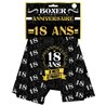 BOXER 18 ANS 100% POLYESTER