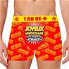 BOXER ANNIVERSAIRE 100% POLYESTER