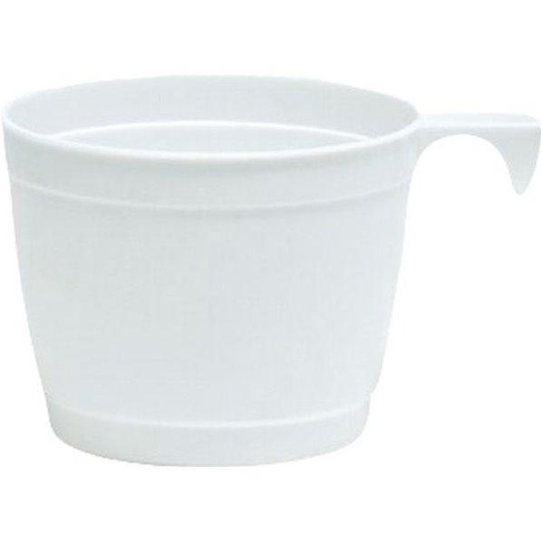 tasses a cafe blanche 17cl x25. Black Bedroom Furniture Sets. Home Design Ideas