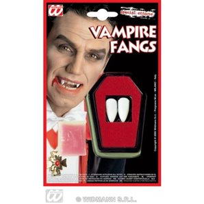 DENTS VAMPIRE EN CERCUEIL