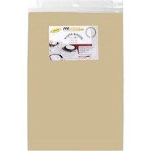 nappe ronde effet tissu ivoire 240cm. Black Bedroom Furniture Sets. Home Design Ideas