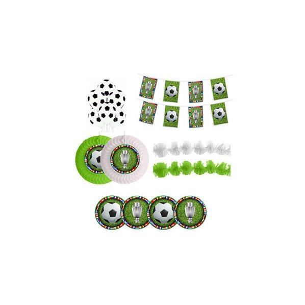 kit decoration coupe du monde de football 2018. Black Bedroom Furniture Sets. Home Design Ideas