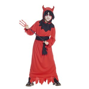 COSTUME DEMON 5/7 ANS