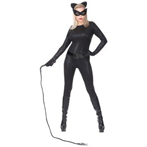 COSTUME SUPER CHAT 4 PIECES TAILLE M