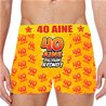 BOXER 40 AINE 100% POLYESTER