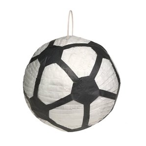 pinata ballon de foot 30 cm. Black Bedroom Furniture Sets. Home Design Ideas