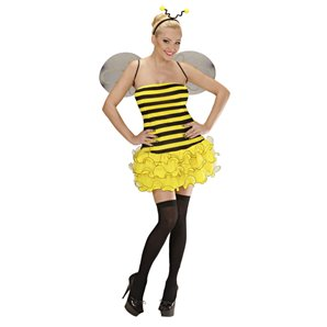 COSTUME ABEILLE 3 PIECES TAILLE S