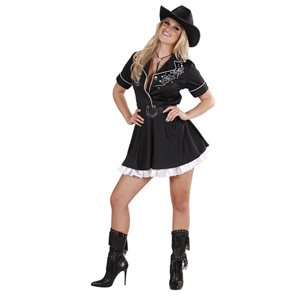 COSTUME RODEO GIRL 2 PIECES TAILLE M